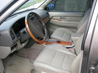 Picture of 2002 INFINITI QX4 4 Dr STD 4WD SUV, interior, gallery_worthy