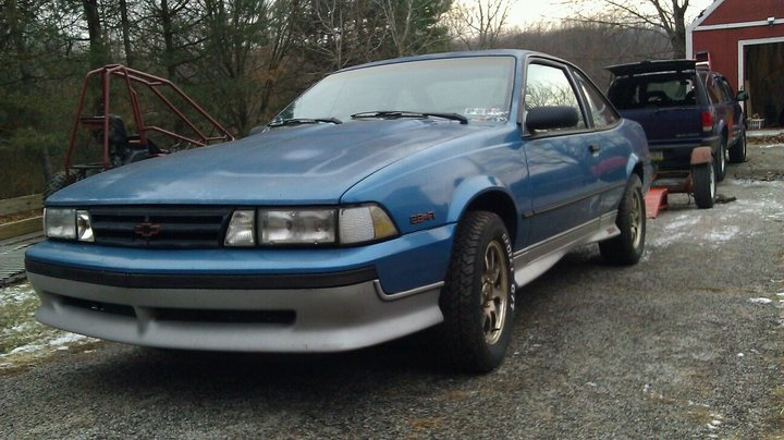 1989 Chevrolet Cavalier Overview Cargurus