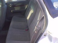 2004 Chevrolet Impala Base, rear seat, interior