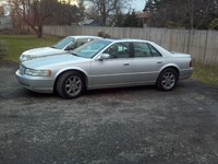 2001 Cadillac Seville STS picture, exterior