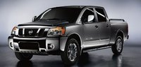 2011 Nissan Titan, Front quarter view, exterior, manufacturer