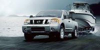 2011 Nissan Titan, Front View. , exterior, manufacturer