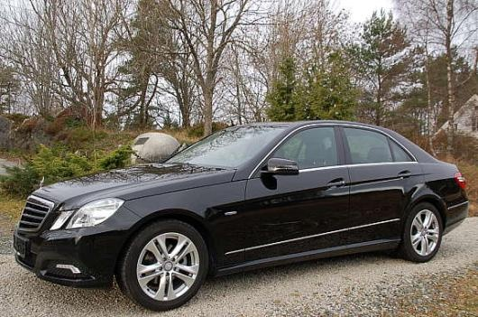 Picture of 2010 Mercedes-Benz E-Class