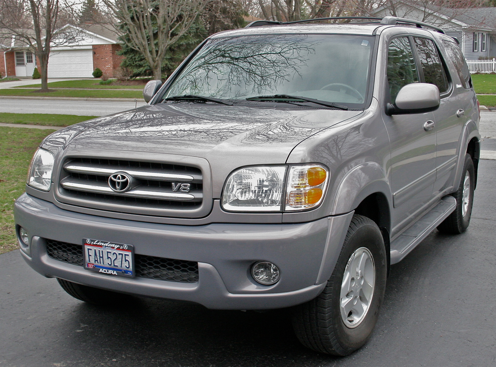 used toyota sequoia for sale toledo oh cargurus. Black Bedroom Furniture Sets. Home Design Ideas