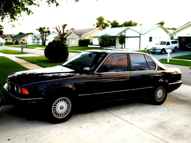 Picture of 1992 BMW 7 Series 735i