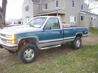 1997 Chevrolet C/K 1500 Reg. Cab 8-ft. Bed 4WD picture