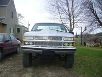 1997 Chevrolet C/K 1500 Reg. Cab 8-ft. Bed 4WD picture, exterior
