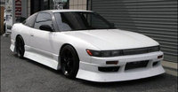 1993 Nissan 180SX, Build Plans for finished product, exterior