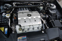 2001 Cadillac Seville STS picture, engine