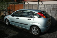 Picture of 2004 Ford Focus, exterior, gallery_worthy
