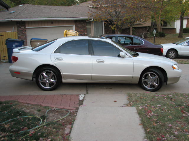 Picture of 2001 Mazda Millenia 4 Dr S Supercharged Sedan