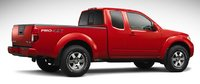 2011 Nissan Frontier, Side View. , exterior, manufacturer