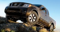 2011 Nissan Frontier, Front View. , exterior, manufacturer