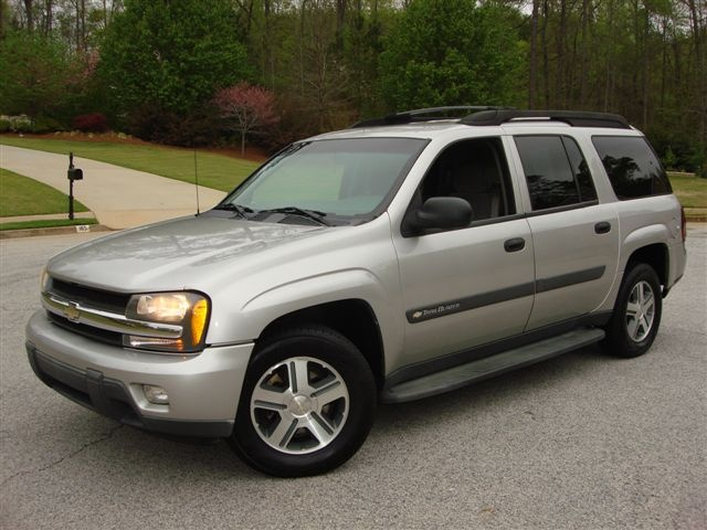 2004 Chevrolet Trailblazer >> 2004 Chevrolet Trailblazer Ext Overview Cargurus