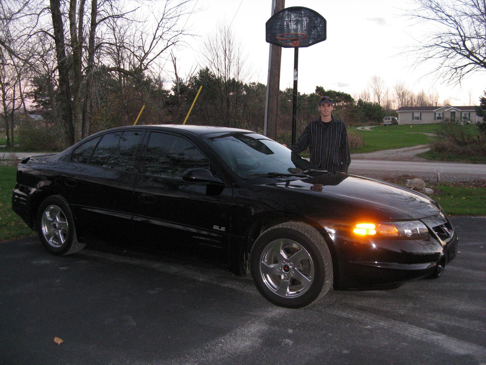 2004 Pontiac Bonneville - Pictures - 2004 Pontiac Bonneville SLE pi ...