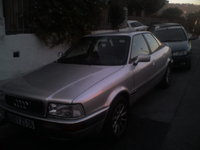 1991 Audi 80 Base, Massive., exterior, gallery_worthy
