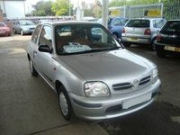 1998 Nissan Micra Picture Gallery