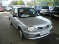 1998 Nissan Micra Overview