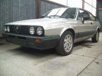 1984 Alfa Romeo Sprint, Middle-range Sports Car  From the Eighties, sounded and vibrated Like a ferrari or a Race Ford Mustang ! ! !, exterior