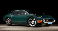 1970 Toyota 2000GT Overview