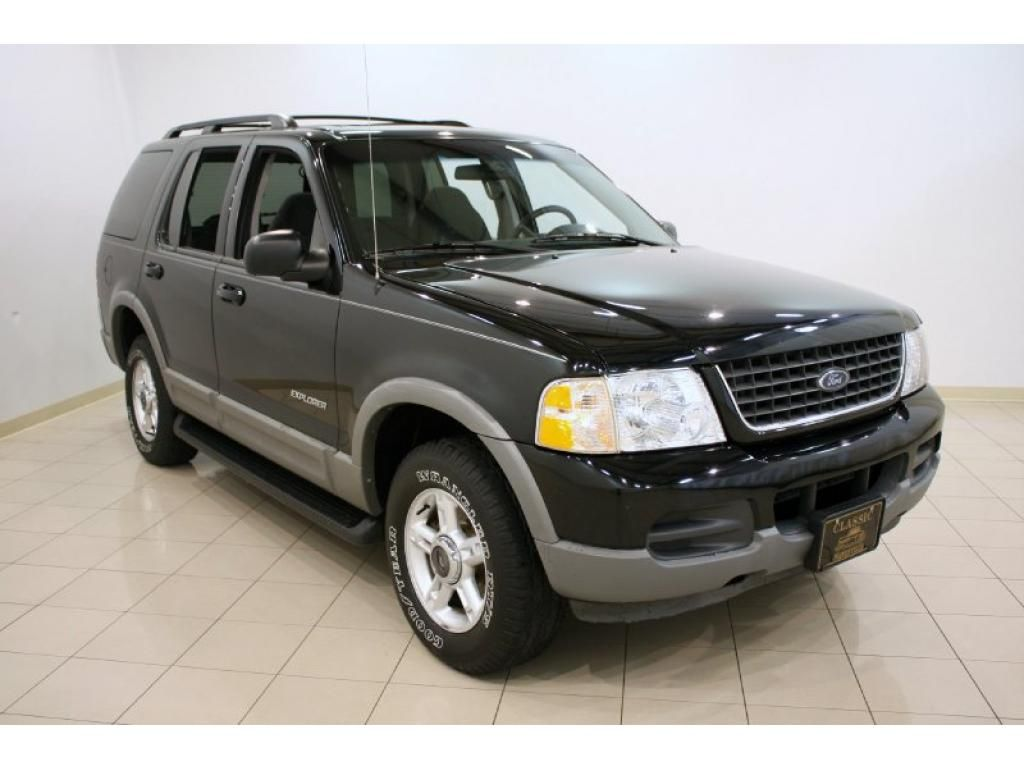 2002 Ford Explorer Pictures Cargurus
