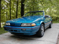 1992 Pontiac Sunbird 2 Dr SE Convertible, 102,000 Miles, always garaged, adult driven, no rust, like new., exterior, gallery_worthy