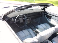 Picture of 1988 Chevrolet Camaro Base Convertible, interior
