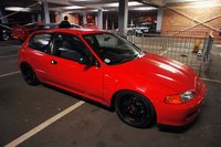 1994 Honda Civic Picture Gallery