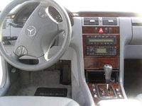 2000 Mercedes-Benz E-Class E320, Picture of 2000 Mercedes-Benz E-Class 4 Dr E320 Sedan, interior