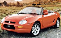 2004 MG F Overview
