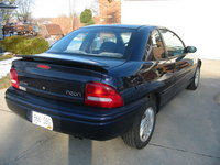 Picture of 1999 Dodge Neon 2 Dr Sport Coupe, exterior