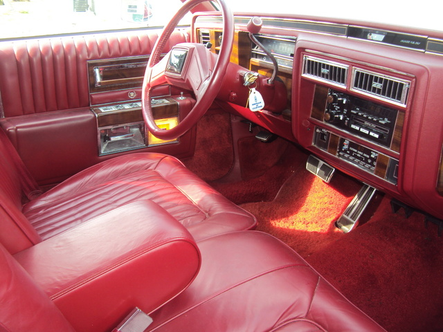 Cadillac Brougham Pic X on 1992 Cadillac Fleetwood Sixty Special