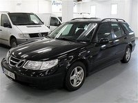 2001 Saab 9-5 Picture Gallery