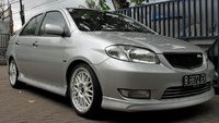 2003 Toyota Vios Overview