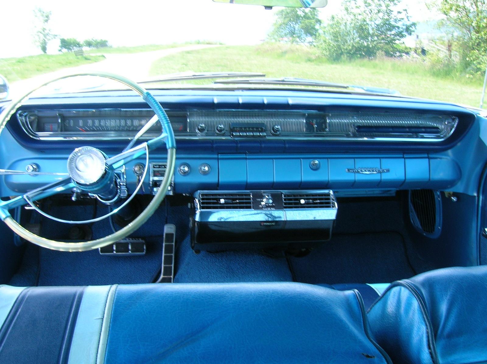 Pics photos 1958 pontiac for sale - 1961 Pontiac Bonneville Picture Interior