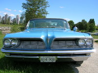 1961 Pontiac Bonneville Overview