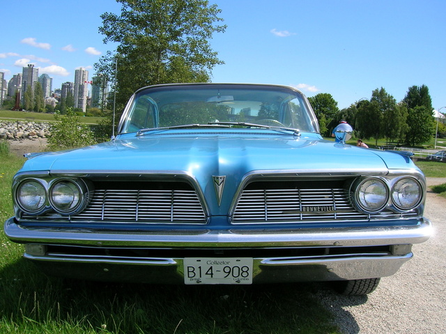 Picture of 1961 Pontiac Bonneville