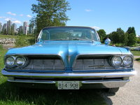 1961 Pontiac Bonneville Overview