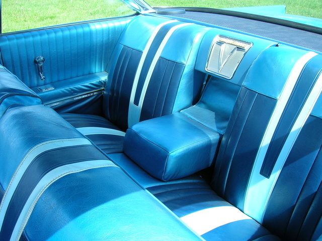 Picture of 1961 Pontiac Bonneville, interior, gallery_worthy