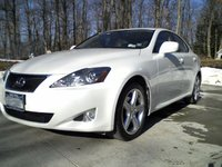"2008 Lexus IS 250 AWD, Elbrus 17"" winter wheels, exterior, gallery_worthy"