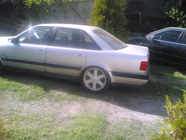 Picture of 1992 Audi V8 4 Dr quattro AWD Sedan