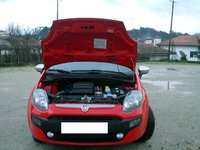 Picture of 2010 FIAT Punto Evo, engine, gallery_worthy