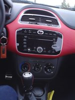 Picture of 2010 Fiat Punto Evo, interior