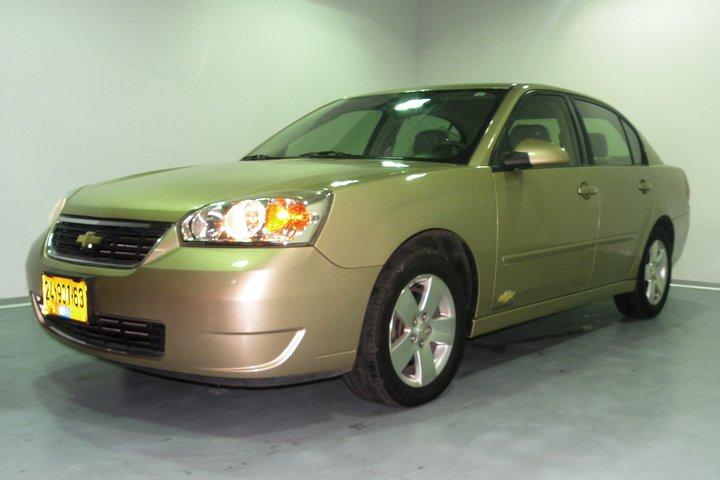 2006 Chevrolet Malibu LS picture, exterior