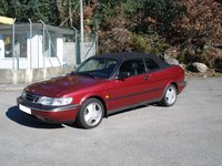 Picture of 1995 Saab 900 2 Dr SE Turbo Convertible, exterior