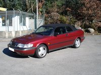 1995 Saab 900 2 Dr SE Turbo Convertible picture, exterior
