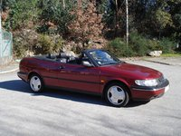 1995 Saab 900 2 Dr SE Turbo Convertible picture