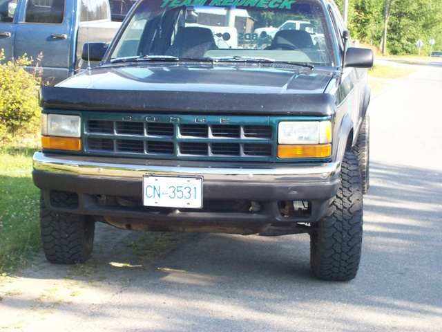 Picture of 1994 Dodge Dakota 2 Dr Sport 4WD Extended Cab SB, exterior, gallery_worthy