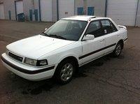 1991 Mazda Familia Overview