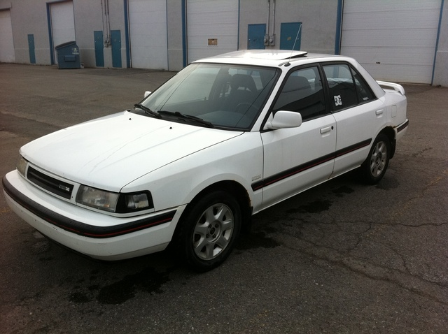 Picture of 1991 Mazda Familia